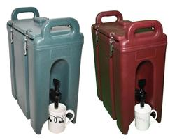 1 NEW CAMBRO 2 1/2 gal Insulated Hot Cold Beverage Dispenser