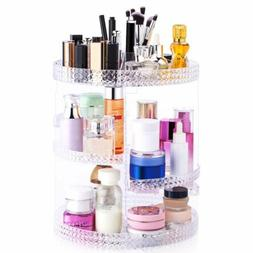 Acrylic Cosmetic Organizer Makeup Case Holder Drawer Jewelry