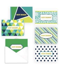 Canopy Street New Greeting Thank You Note Cards Assortment P