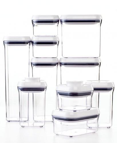 OXO 1165700 Good Grips 10-Piece Container Set