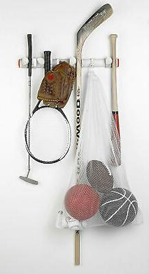 New Good Expandable Mounted Broom Mop Organizer